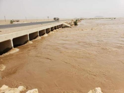 الأرصاد الجوية يبشر المواطنين .. الأمطار الأشد غزارة ستكون الليلة على هذه الأربع المحافظات فقط