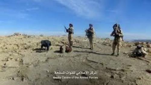 انهيارات كبيرة في صفوف المليشيات الحوثية والجيش الوطني يحرر مواقع إستراتيجية شرقي صنعاء (تفاصيل)