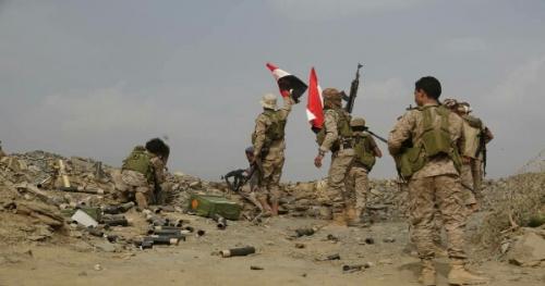 """هجمات واسعة لقوات """"الشرعية"""" في نهم.. تحرير 6 سلاسل جبلية واستمرار للتقدم صوب صنعاء"""