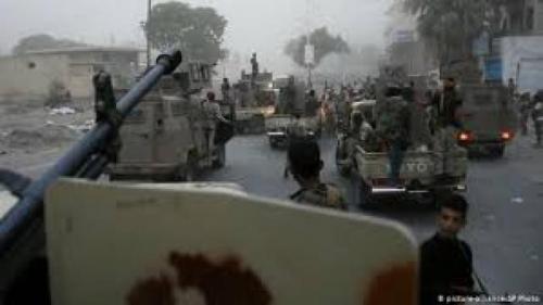 معركة فاصلة في أبين.. حشود عسكرية كبيرة تتجه صوب مدينة زنجبار