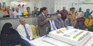 البنك الأهلي اليمني يدشن نظام (بانكس) بالمكلا