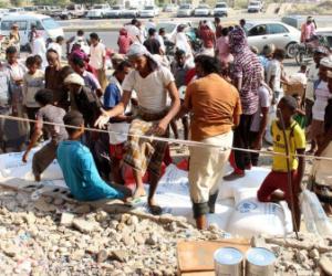 الحوثيون يشردون مئات الأسر في البيضاء.. ونداءات استغاثة