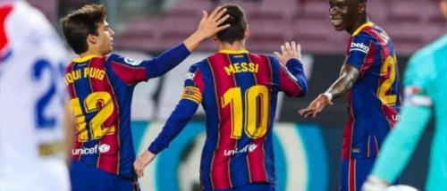 """""""ليس ريال مدريد"""".. برشلونة يخشى انتقال موريبا إلى هذا النادي!"""