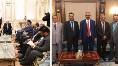 لاول مرة .. ضابط اماراتي يكشف بعض تفاصيل حوار جدة بين الانتقالي الجنوبي والشرعية اليمنية