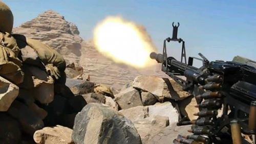 سقوط قتلى حوثيون بينهم قيادات ميدانية كبيرة في جبهة نهم