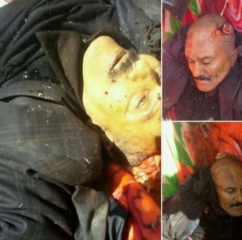 """تقرير دولي يكشف ملابسات مقتل الرئيس اليمني السابق """"صالح"""""""