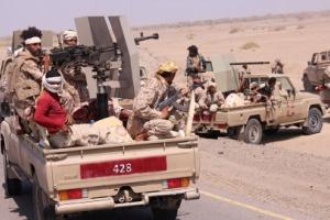 البوارج الامريكية تجبر قوات الشرعية على الانسحاب من شقرة والعرقوب بمحافظة ابين