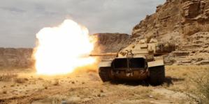 الجيش الوطني ينفذ عملية نوعية في مديرية الصفراء