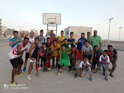 الفريق السلوي لنادي المكلا الرياضي يستأنف تدريباته بفئاته العمرية
