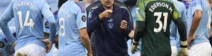 مانشستر سيتي يعلن عن ثالث إصابة كورونا بين لاعبيه