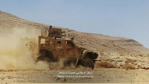 الجيش الوطني يسيطر على مواقع استراتيجية بمأرب