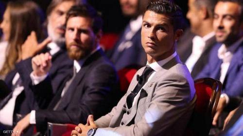 """لأول مرة .. """"أفضل 3"""" بأوروبا دون رونالدو وميسي"""