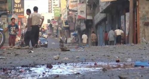 وفاة امرأة متأثرة بجراح أصيبت بها جراء قصف حوثي استهدف حياً بمدينة تعز