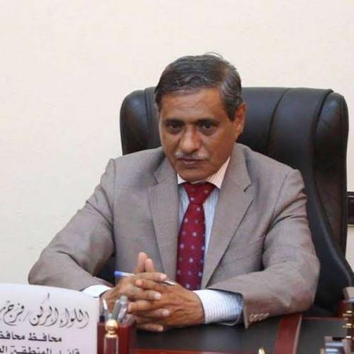 اليمنية تنقل محافظ حضرموت من سيئون الى السعودية