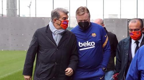 الخوف من كارثة جديدة أمام بايرن ميونخ يتسلل داخل جدران برشلونة