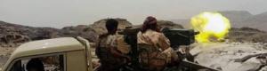 الجيش يحبط هجومًا حوثيًا بناطع والتحالف يدمر تعزيزات في عقبة الحمراء