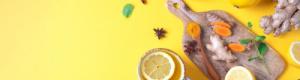 أشهر 6 عناصر غذائية لتقوية المناعة