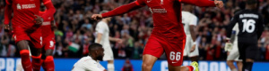 ليفربول الإنجليزي يتغلب على ضيفه ميلان الإيطالي