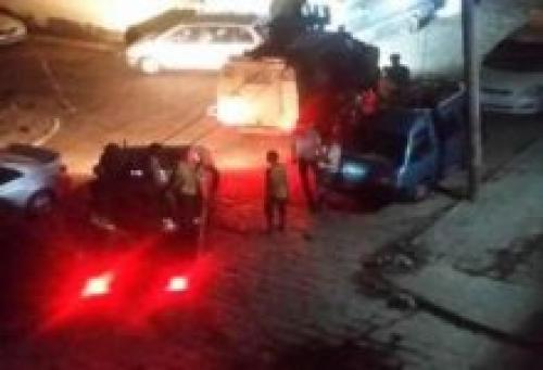 الانتقالي يتحرك عسكريا في الميدان وتحذيرات من انفجار الوضع..