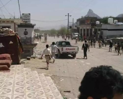 قبل مقتله بيومين على أيدي الحوثيين.. تعرف اين كان يتواجد مسؤول محلي في مأرب