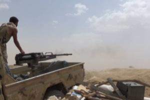 الجيش يستعيد مديرية الجوبة وحريب مأرب ويقتل 60 حوثيا