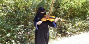 يمنيات يعزفن الموسيقى في زمن الحوثيين