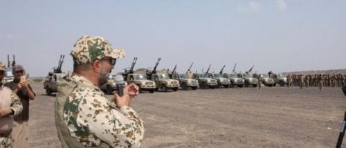 طارق صالح يكشف عن تفاصيل خطيرة بشأن الحوثي..