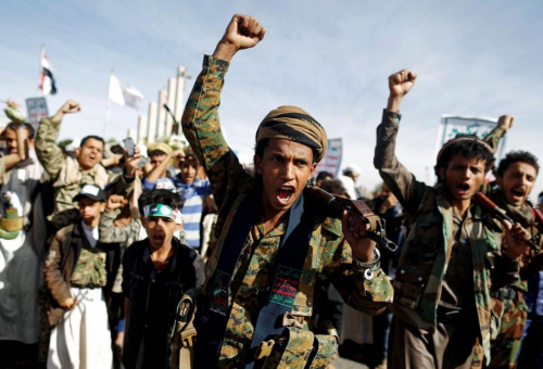 مأرب..المعارك على أشدها ومصرع قياديان حوثيان بارزان احدهما مسؤول عن اطلاق الصواريخ الباليستية (صور)