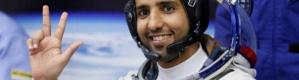 صورة جديدة من الفضاء.. مكة المكرمة بعيون هزاع المنصوري