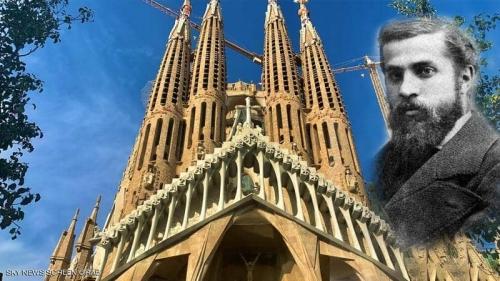 """ويعد جاودي، الذي رحل في يونيو 1926، واحدا من أشهر المهندسين المعماريين الإسبان. وعند تخرجه من كلية العمارة في برشلونة قال عنه مديرها أليس روجينت: """"أيها السادة، نحن اليوم في حضرة إما معماري عبقري أو رج"""