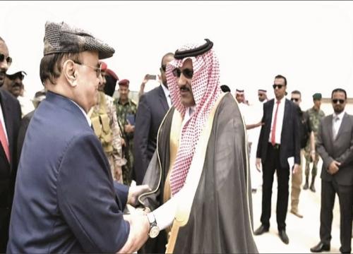 الشرق الاوسط : نقطة خلاف واحدة تؤجل حسم حوار جدة بين الشرعية والانتقالي
