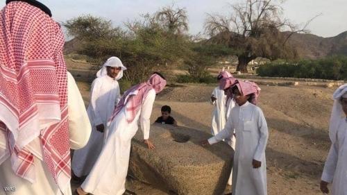 """السياحة السعودية تعيد """"أصحاب الأخدود"""" للواجهة"""