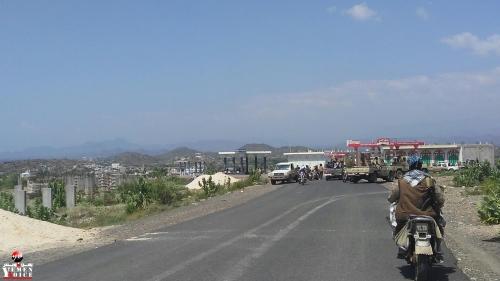 المقاومة الجنوبية تكسر هجوم حوثي في محيط مدينة الفاخر شمال الضالع
