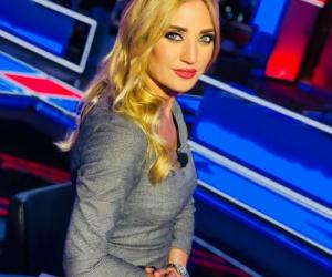 قناة العربية قررت الاستغناء علن المذيعة كريستيان بيسري
