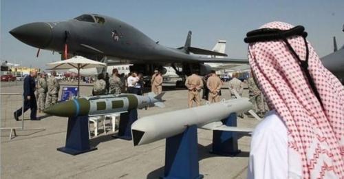 شاهد الفيديو : أقوى سلاح مدمر في العالم يصل إلى السعودية