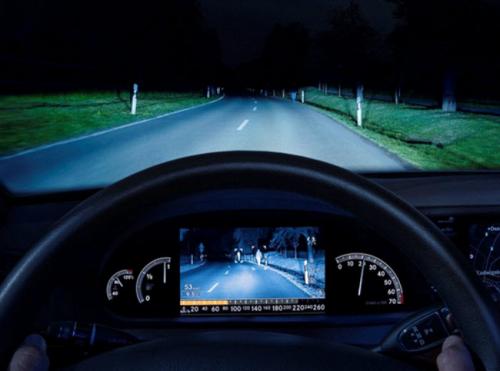 نظام الرؤية الليلية في السيارات .. أهم الحقائق التي يجب أن تعرفها
