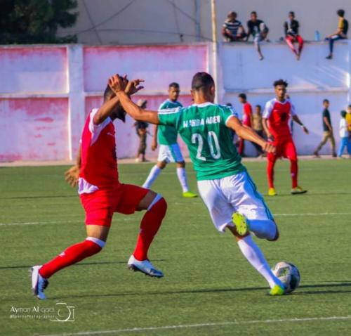 قناة عدن المستقلة تنقل مباراة الوحدة وشمسان مباشرة