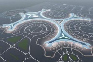 بالصور: تصميم مطار ذمار الدولي في اليمن وفق معايير حديثة