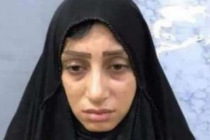 صدور حكم الاعدام للعراقية التي ألقت بـ طفليها في نهر دجلة ( اول صورة واضحة للمجرمة )