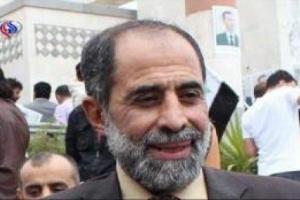 الصور الاولية لعملية اغتيال وزير حوثي بقلب صنعاء