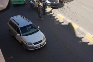 شاهد.. لحظات ملاحقة واغتيال حسن زيد بالدراجة النارية في صنعاء