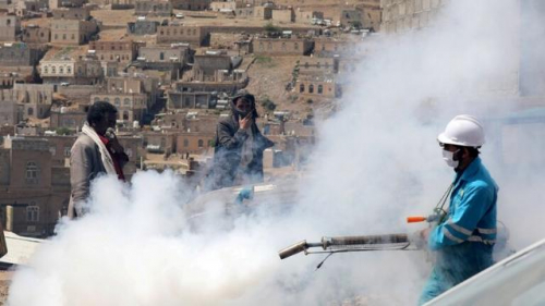 شاهد ..  الأقمار الصناعية تحصي قبور وفيات كورونا في اليمن في دراسة هي الاولى من نوعها