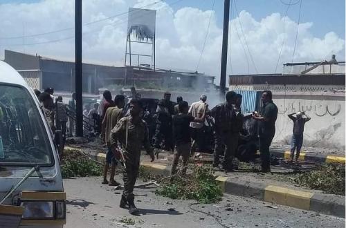 مصدر أمني يكشف نتائج التحقيقات الأولية في حادثة استهداف محافظ عدن..