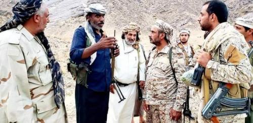 مصادر تكشف عن القوات التي اجبرت مليشيا الحوثي على التراجع في الجوبة.