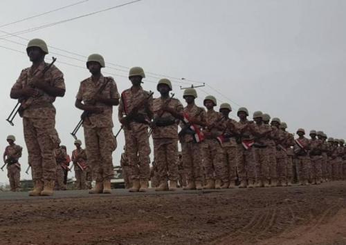 """قوات """"طارق صالح"""" ترسل تعزيزات عسكرية ضخمة إلى هذة المحافظه"""