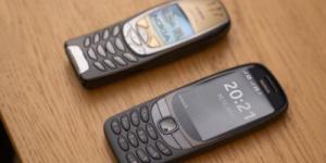 بعد 20 عامًا.. نوكيا تعيد طرح هاتفها 6310 بشكل جديد