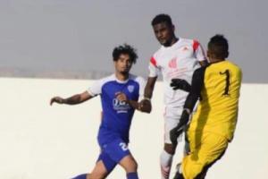 اتحاد إب يتفوق على وحدة صنعاء