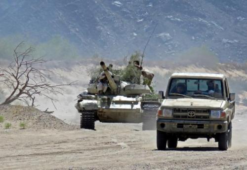 معارك عنيفة وسقوط العشرات من مليشيا الحوثي تزامنًا مع صول تعزيزات ضخمة لخوض المعركة الفاصلة ..تفاصيل