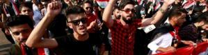 الآلاف وسط بغداد.. في أكبر احتجاج منذ سقوط صدام
