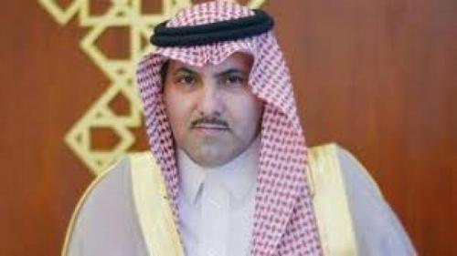 السفير السعودي آل جابر : رئيس الحكومة معين عبدالملك هو من سيعود الى عدن فقط ..فيديو